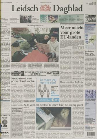 Leidsch Dagblad 2000-12-11