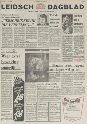 Leidsch Dagblad 1977-07-04