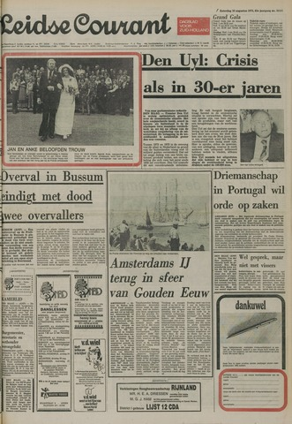 Leidse Courant 1975-08-16