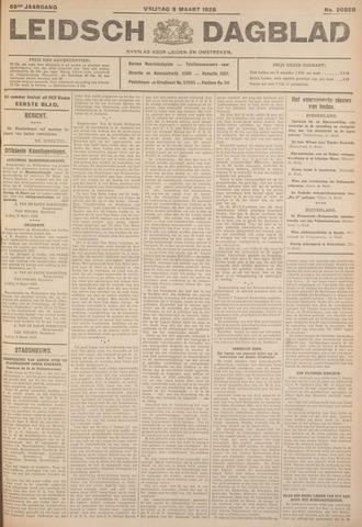 Leidsch Dagblad 1928-03-09