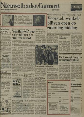 Nieuwe Leidsche Courant 1975-01-16