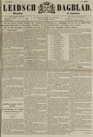 Leidsch Dagblad 1870-08-08