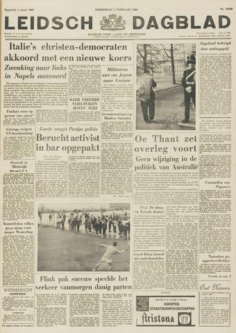 Leidsch Dagblad 1962-02-01