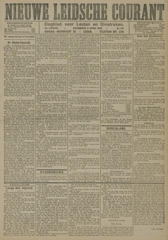 Nieuwe Leidsche Courant 1921-04-02