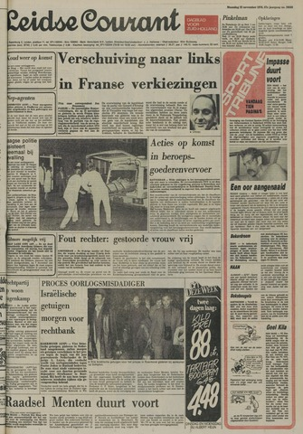 Leidse Courant 1976-11-22