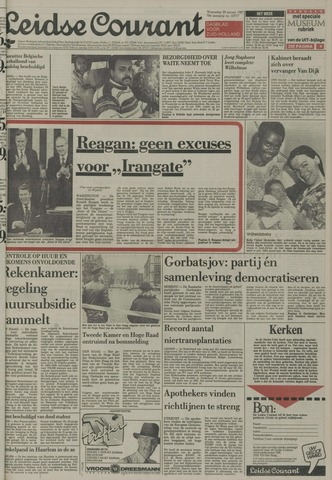 Leidse Courant 1987-01-28
