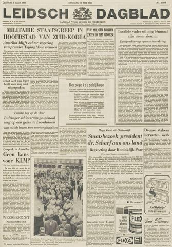 Leidsch Dagblad 1961-05-16