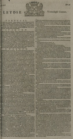 Leydse Courant 1727-02-05