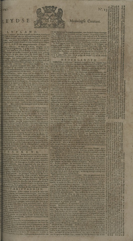 Leydse Courant 1745-02-22