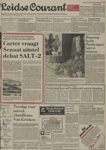 Leidse Courant 1980-01-04