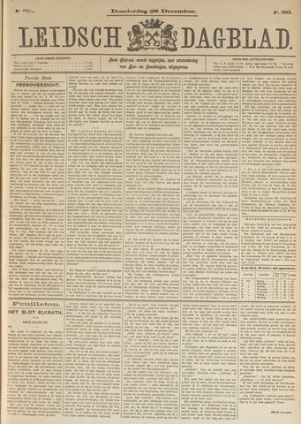 Leidsch Dagblad 1893-12-28
