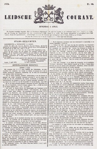 Leydse Courant 1876-04-04