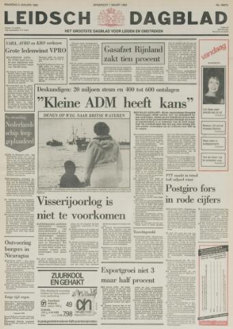 Leidsch Dagblad 1983