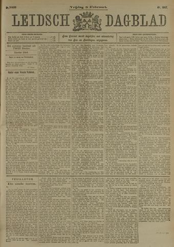 Leidsch Dagblad 1907-02-08