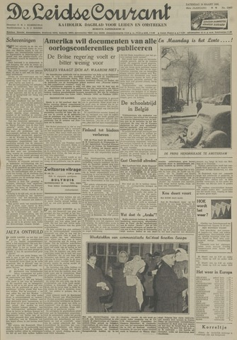 Leidse Courant 1955-03-19