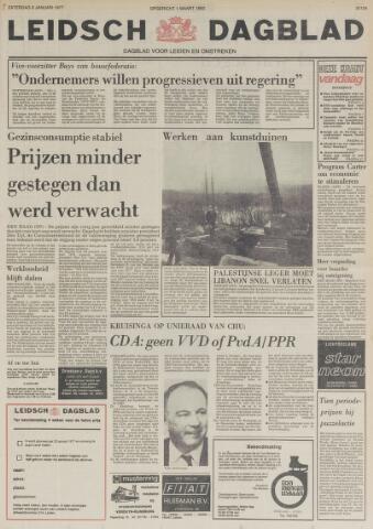 Leidsch Dagblad 1977-01-08