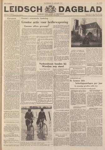 Leidsch Dagblad 1951-01-13