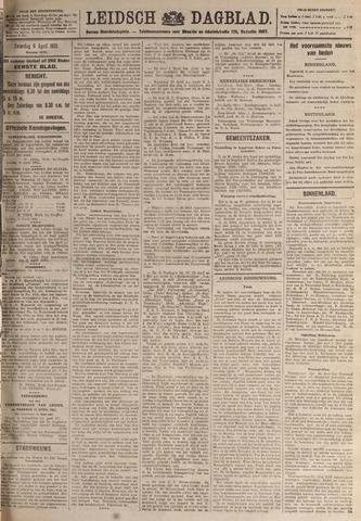 Leidsch Dagblad 1921-04-09