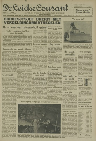 Leidse Courant 1960-05-10