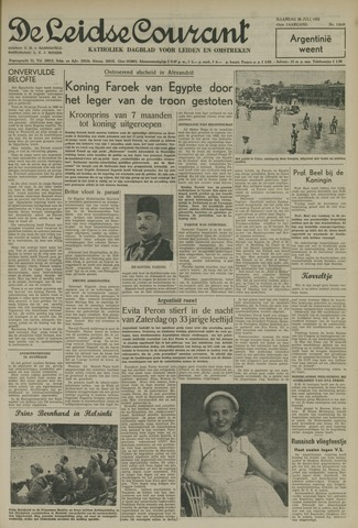 Leidse Courant 1952-07-28