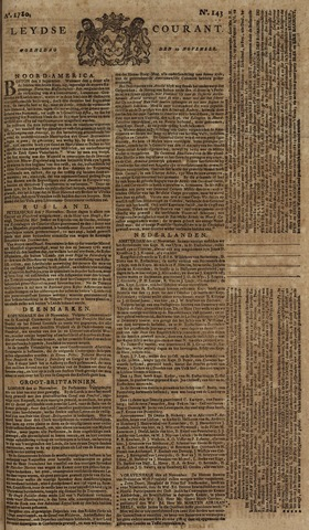Leydse Courant 1780-11-29