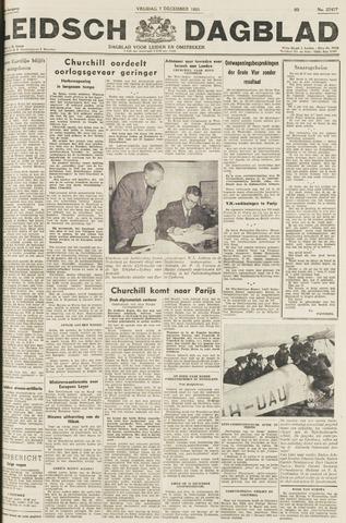 Leidsch Dagblad 1951-12-07