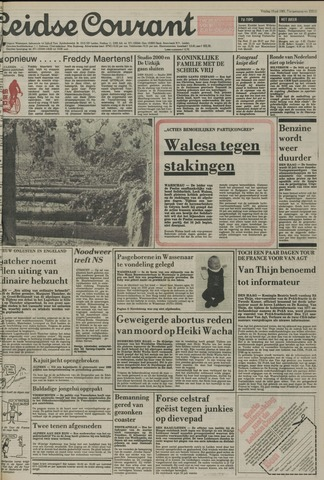 Leidse Courant 1981-07-10