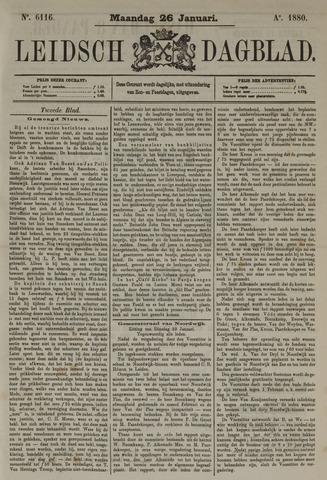 Leidsch Dagblad 1880-01-26