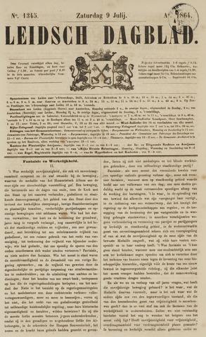 Leidsch Dagblad 1864-07-09