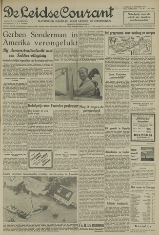 Leidse Courant 1955-10-21