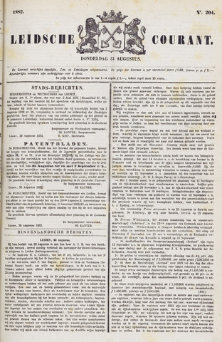Leydse Courant 1882-08-31