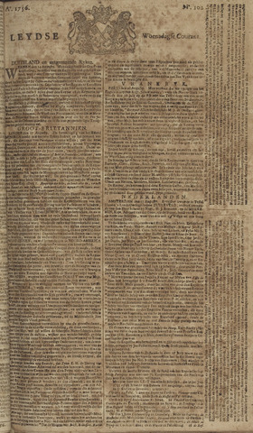 Leydse Courant 1756-08-25