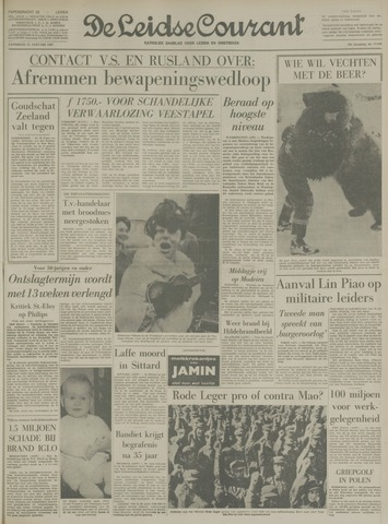 Leidse Courant 1967-01-21