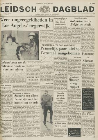 Leidsch Dagblad 1966-03-16