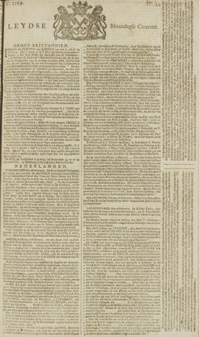 Leydse Courant 1769-02-20