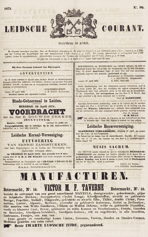 Leydse Courant 1875-04-19