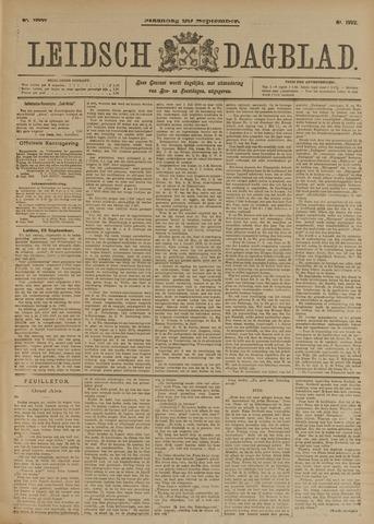 Leidsch Dagblad 1902-09-29