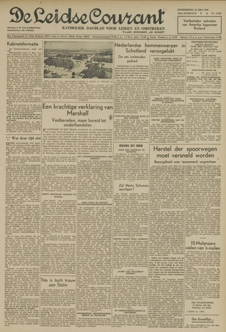 Leidse Courant 1948-07-22