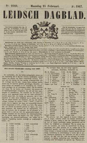 Leidsch Dagblad 1867-02-25