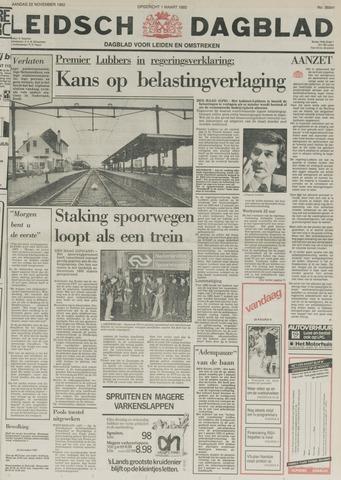Leidsch Dagblad 1982-11-22