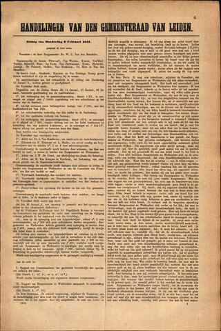 Handelingen van de Raad 1873-02-06