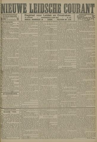 Nieuwe Leidsche Courant 1921-06-09