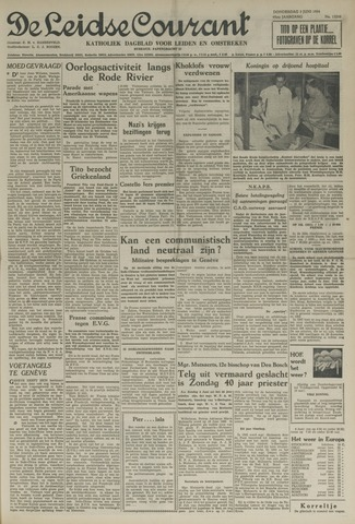 Leidse Courant 1954-06-03