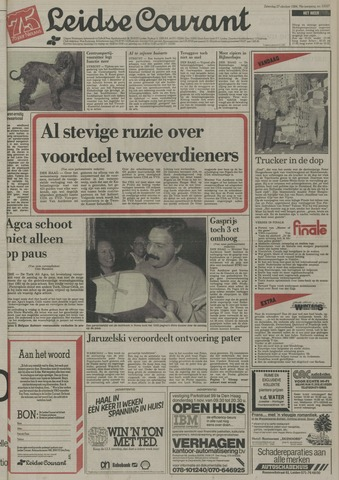 Leidse Courant 1984-10-27