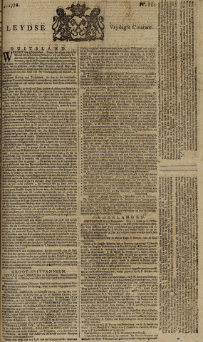 Leydse Courant 1778-09-18