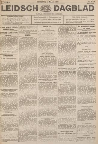 Leidsch Dagblad 1930-03-13