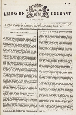Leydse Courant 1877-05-05