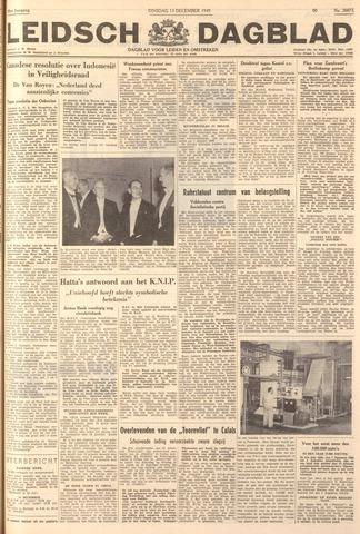 Leidsch Dagblad 1949-12-13