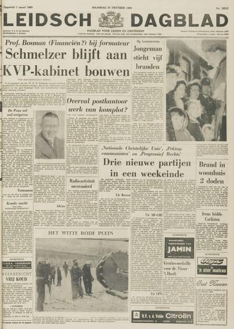 Leidsch Dagblad 1966-10-31