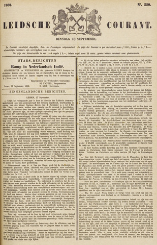 Leydse Courant 1883-09-18